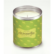 AUNT Mosquitoes Citronella Jar Candle AUNT1013
