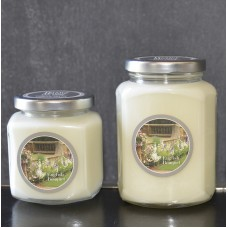 Baxter Manor Artisan English Bouquet Jar Candle BXMR1005