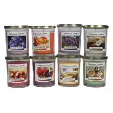 Essential Decor Beyond 8 Piece Scented Jar Candle Set EDBI2713