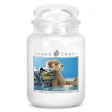 Goose Creek Candle Company Essential Series Soft Linen Breeze Scent Jar Candle GCCC1052