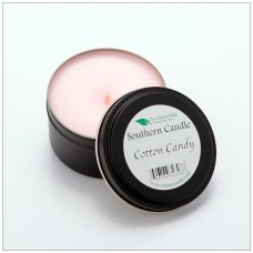 SouthernCandleClassics Cotton Candy Scented Jar Candle LSSC1187