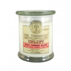 The Therapist Candles Wild Currant Bliss Scent Jar Candle TPST1016