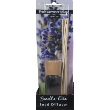Fortune Products Candle-Lite 1.17 Oz Lavender Scented Mini Reed Diffuser YDR1130