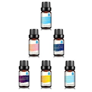 Pursonic 100% Pure Essential Oil Blends Gift Set PDSC1024