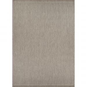 Charlton Home Westlund Champagne/Taupe Indoor/Outdoor Area Rug CHLH5946