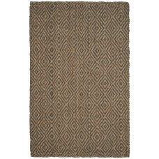 Laurel Foundry Modern Farmhouse Grassmere Hand-Woven Natural/Grey Area Rug LRFY5222