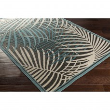 Bay Isle Home CaravelIvory Indoor/Outdoor Area Rug BAYI4764