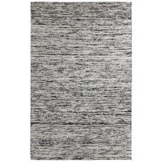 Ebern Designs One-of-a-Kind Beach Hand-Woven Grey Area Rug CBXF1301