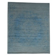 Rosecliff Heights One-of-a-Kind Ebert Broken Hand-Knotted Silk Area Rug RCLF1660