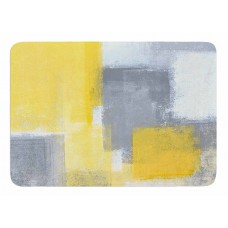 East Urban Home Steady by CarolLynn Tice Memory Foam Bath Mat ESTH6007