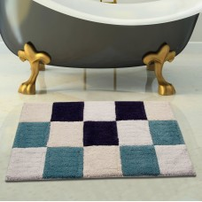 Saffron Fabs 100% Cotton Bath Rug SAFR1033