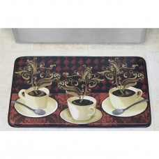 Chef Gear Cushioned Lotus Café Chef Mat CGER1015