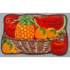 Daniels Bath Juicy Fruits Kitchen Mat DBAS1139