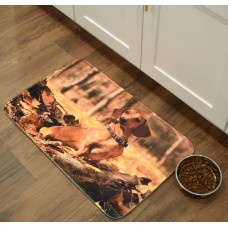 Pets@Heart Barkley Dachsund Kitchen Mat PTSH1008