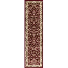 Astoria Grand Elica Premium Quality Traditional Red Area Rug GADD1010