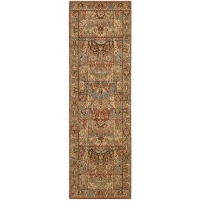 Darby Home Co Crownover Wool Brown Area Rug DRBH1112
