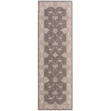Ophelia Co. Deeksha Pewter Area Rug OPCO4576