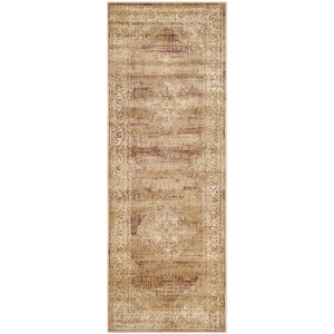World Menagerie Todd Taupe Rug WRMG1774
