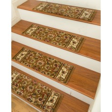 Natural Area Rugs Enzo Classic Persian Stair Tread NRU1515