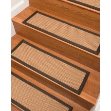 Red Barrel Studio Coben Brown Stair Tread RBRS9076