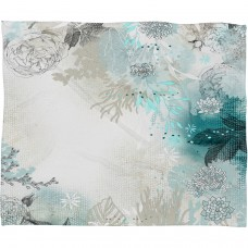 East Urban Home Seafoam Throw Blanket ETUH2097