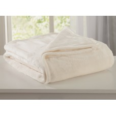 Home Fashion Designs Melinda Plush Super Soft Ultra Velvet Blanket HFAS1599
