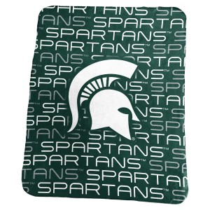 Logo Brands NCAA Classic Fleece Blanket XMT2745