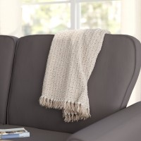 Mercury Row Bedoya Cotton Throw Blanket MCRR4448