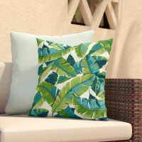 Bayou Breeze Emilee Outdoor Throw Pillow BBZE1275