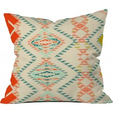 Deny Designs Marker Southwest Outdoor Throw Pillow NDY16604