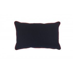 Easy Way Products Piped Zip Outdoor Sunbrella Lumbar Pillow ESWY9426