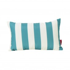 Ebern Designs Mayne Rectangular Striped Outdoor Lumbar Pillow EBDG6365