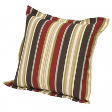 Fleur De Lis Living Suzanne Stripe Deep Seating Back Cushion FDLL3053