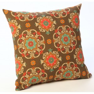 HRH Designs Outdoor Throw Pillow HHDE1089