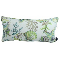 Highland Dunes Cange Outdoor Lumbar Pillow HLDS7655