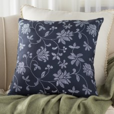 Lark Manor Cecilia Traditional Floral Outdoor Throw Pillow LRKM4620