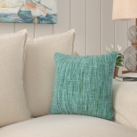 Longshore Tides Hood Deep Sea Outdoor Throw Pillow LNTS1349
