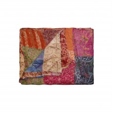 Bloomsbury Market Moorebank Silk Throw BLMY1483