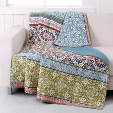 Bungalow Rose Rodrigo Cotton Throw BNRS4092
