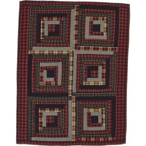Loon Peak Dorval Quilted Throw LOPK7332