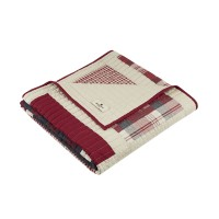 Woolrich Huntington Quilted Cotton Throw WLR1281
