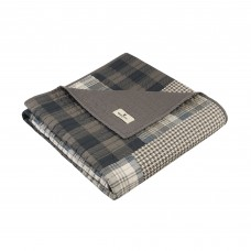 Woolrich Winter Plains Quilted Cotton Throw WLR1283