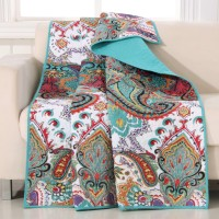 World Menagerie Roskilde Cotton Throw WRMG2271